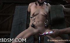 Babe receives rod shovelling