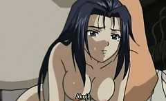 Little hentai girl used as sex slave gets her tiny ass