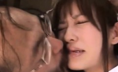 Boss bangs his secretary