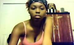 Black Teen Being A Tease