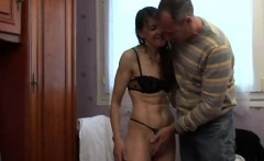 French mature Lou loves anal