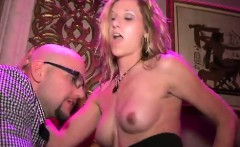 Three Hot Girls In A Wild Sex Party