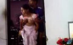 Indian Teen Fucked By Her Boyfriend