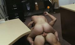 sexy hot big tit latina takes a big dick on camera