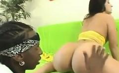 Latina And A Big Black Cock