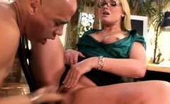 Cock Greedy Porn Star