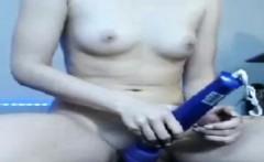 Assriding spaniard grinds on dildo for her homeland 3