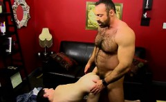 Gay jocks The desperate little lad gets on his knees to blow