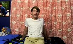 Gay clip of He's a real find, a faithful bottom who enjoys b