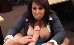 Big boobs amateur Milf fucked to raised cash for her hubby