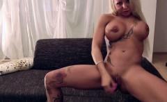 German Amateur Star Sexy Cora DP Anal Dirty-Talk
