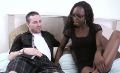 Check out sex with hot ebony playgirl