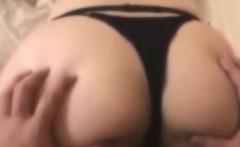 Adorable Horny Asian Girl Fucked