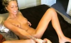 Lesbian friends have fun on webcam