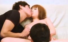 Horny Japanese Slut Banging