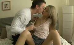 Russian Teen Loves Doing Anal With Her BF