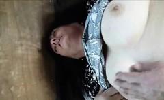 Fingering Horny chubby amateur MILF