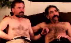 Mature redneck bikers pleasing cock