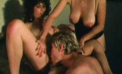 Vintage porn sluts anal fucked in a threesome