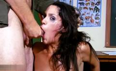 Pornstar cum filled ass