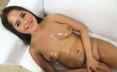 Cute model anal accident