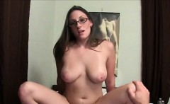 chesty college babes gets hard fucked and cum