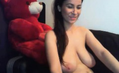 Great Tits On This Webcam Girl