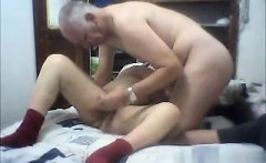 My Fuck from MILF-MEET.COM - old couple loves to do it every