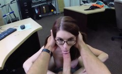 Hot and tiny college woman Jenny gets her pussy fucked