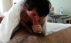 Mature Amateur Babe Fucked by a Stranger