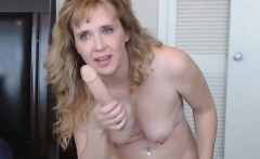 Bizarre Mature Whore doing Amateur Webcam Show