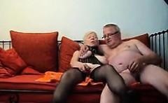 Freaky Grandma From Germany