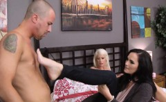 Milf Bianca Breeze fucked in threesome
