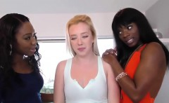 Samantha Rone, Ana Foxxx and Chanell Heart - Zebra Girls