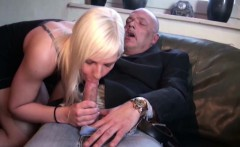 Grandfather Seduce 18yr old German Teen To Fuck With Him