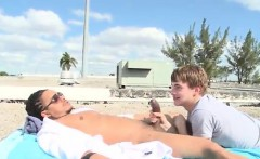 Teen boy love to suck and eat cum gay sex video first time A