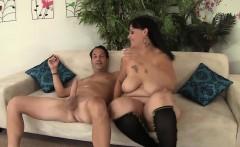 Horny milf Savannah Star gets her pussy reamed hard