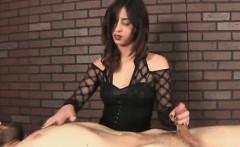 newcomer lola bellastar ties and tortures poor russel at
