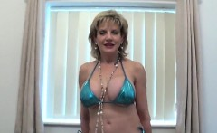Unfaithful british milf lady sonia presents her giant tits