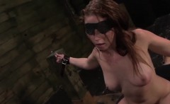 Autumn Kline loves bondage, toys, deepthroat BJ & rough sex