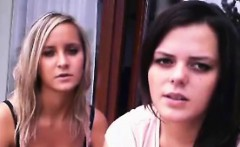 Key desires playing with lesbian