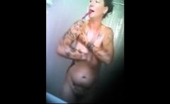 my tattoo stepmom caught on spy cam