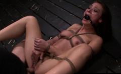 FetishNetwork Callie Calypso submissive