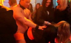 Slutty chicks get totally silly and nude at hardcore party