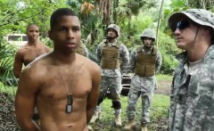 Army penis examination gay porn Jungle smash fest