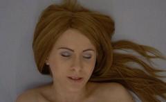 Czech Girl Slowly Masturbating to Orgasm