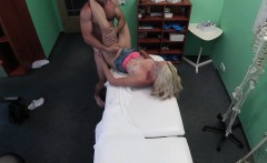 fakehospital skinny blonde patient caught playing