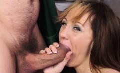 CASTING ALLA ITALIANA - Italian newbie in hard anal casting