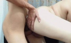 Horny Couple Fucking Hard In Standing Position