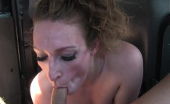 dude rims sexy tattooed female cab driver